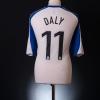 2005-06 Southport  Match Worn Away Shirt Daly #11 XL