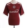 2005-06 Sparta Prague Home Shirt Lustrinelli #30 L