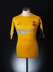 2005-06 Tamworth Away Shirt L