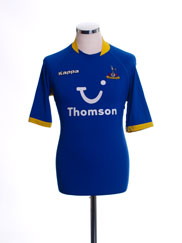 2005-06 Tottenham Away Shirt L