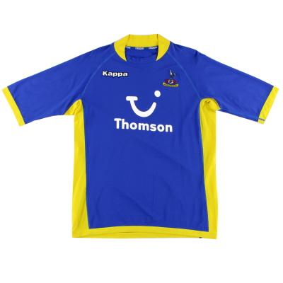2005-06 Tottenham Away Shirt XL