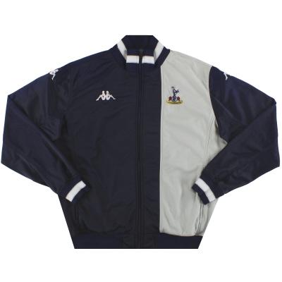 2005-06 Tottenham Kappa Track Jacket XL