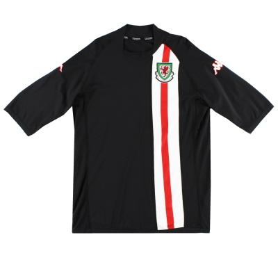 2005-06 Wales Third Shirt *Mint* XXL