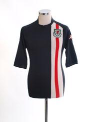 2005-06 Wales Third Shirt XL
