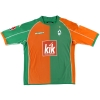 2005-06 Werder Bremen Home Shirt Wir #12 XXL