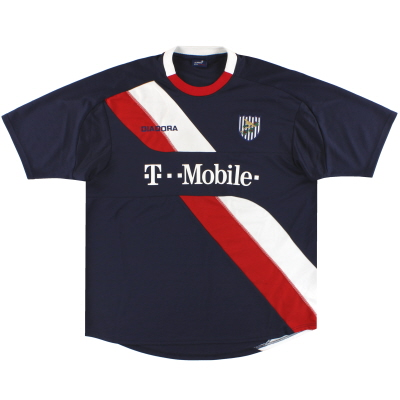 2005-06 West Brom Diadora Away Shirt XL