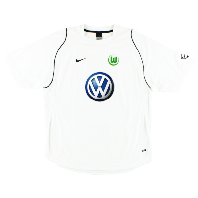 2005-06 Wolfsburg Away Shirt L