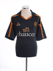 2005-06 Wolves Away Shirt XL
