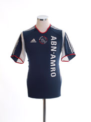 2005-07 Ajax Away Shirt