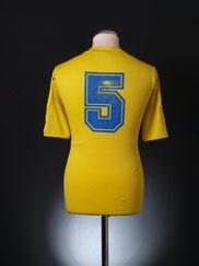 2005-07 Bangor F.C. Home Shirt #5 XL