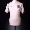 2005-07 England Home Shirt Beckham #7 XXL