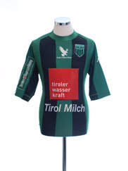 2005-07 FC Wacker Innsbruck Home Shirt #5 XL