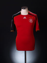 2005-07 Germany Away Shirt Y