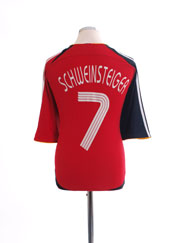 2005-07 Germany Away Shirt Schweinsteiger #7 XL