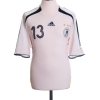 2005-07 Germany Home Shirt Ballack #13 M