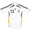 2005-07 Germany Home Shirt Ballack #13 XXXL