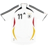2005-07 Germany Home Shirt Klose #11 S