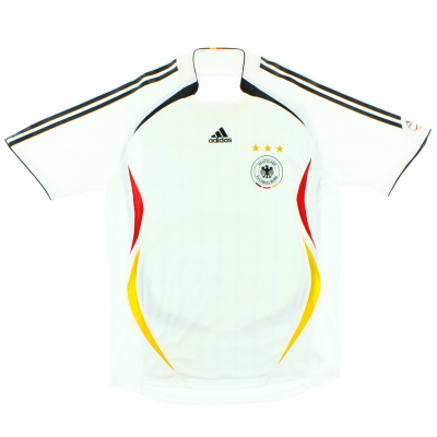 2005-07 Germany Player Issue Home Shirt XL