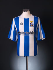 2005-07 Huddersfield Town Home Shirt *As New* M