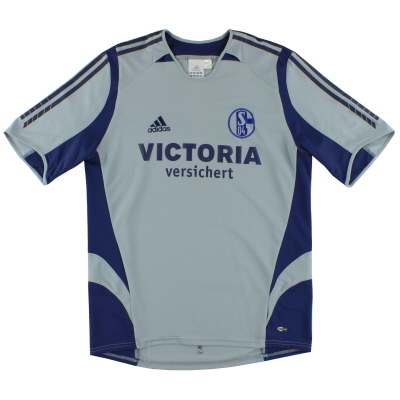 2005-07 Schalke Away Shirt M