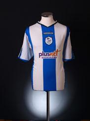 2005-07 Sheffield Wednesday Home Shirt M