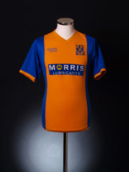 2005-07 Shrewsbury Home Shirt XL