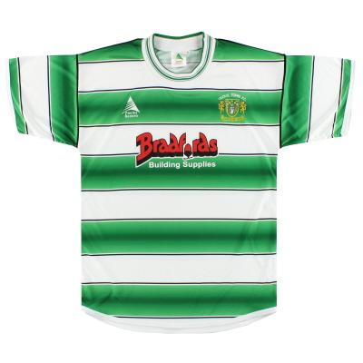 2005-07 Yeovil Town Home Shirt M