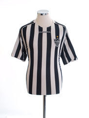 2005 Atletico Mineiro Home Shirt #8 L