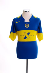 2005 Boca Juniors Centenary Home Shirt XXL