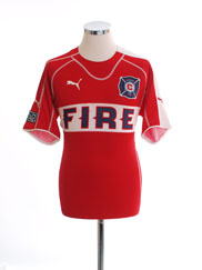 2005 Chicago Fire Home Shirt M