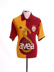 2005 Galatasaray Centenary Home Shirt S
