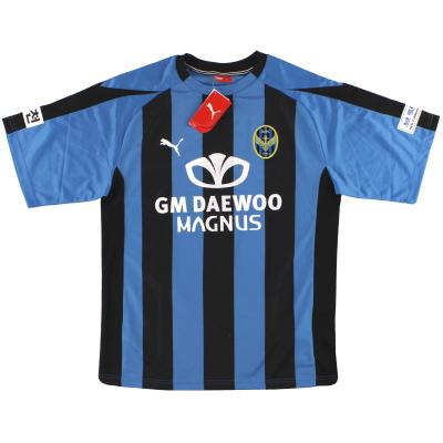 2005 Incheon United Puma Home Shirt *w/tags* XXL