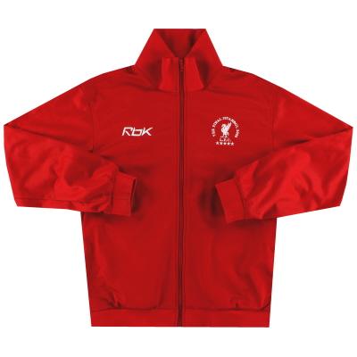 2005 Liverpool 'The Final Istanbul' Reebok Track Jacket M