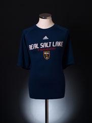 2005 Real Salt Lake Training Shirt L