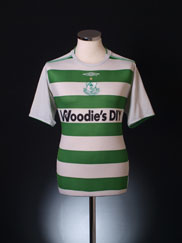 2005 Shamrock Rovers Home Shirt L