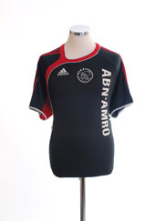 2006-07 Ajax Away Shirt L