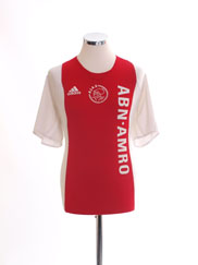 2006-07 Ajax Home Shirt S