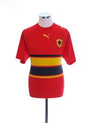 2006-07 Angola Home Shirt