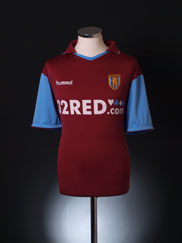 2006-07 Aston Villa Home Shirt L