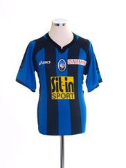 2006-07 Atalanta Home Shirt S