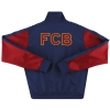 2006-07 Barcelona Nike Track Jacket M