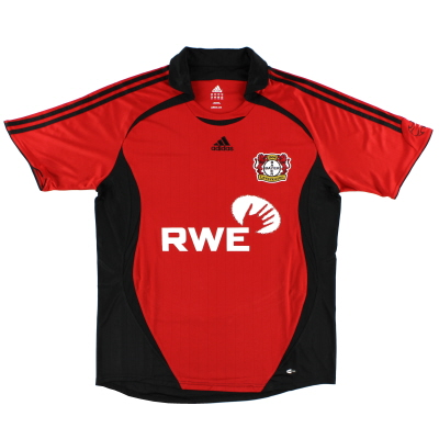 2006-07 Bayer Leverkusen Home Shirt XL