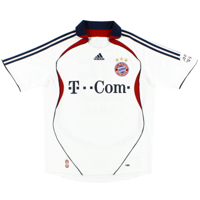 2006-07 Bayern Munich Away Shirt *Mint* M