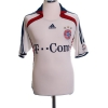 2006-07 Bayern Munich Away Shirt Podolski #11 L