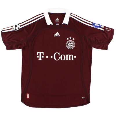 2006-07 Bayern Munich Champions League Shirt S