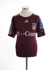 2006-07 Bayern Munich Champions League Shirt L