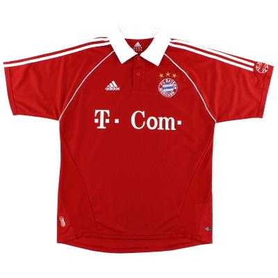 2006-07 Bayern Munich Home Shirt Y
