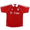 2006-07 Bayern Munich Home Shirt Lahm #21 *Mint* XL