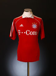 2006-07 Bayern Munich Home Shirt XL.Boys