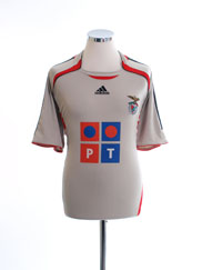 2006-07 Benfica Away Shirt L